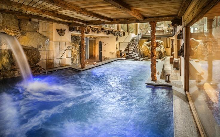 Hotel Con Piscina Valle D Aosta