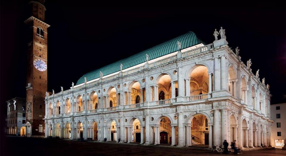 Vicenza, riapre la terrazza della Basilica Palladiana - Cronaca ...