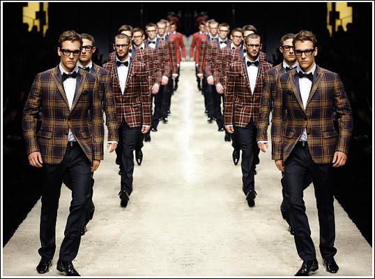 Continua il successo social di milano moda uomo cronaca for Mode milano