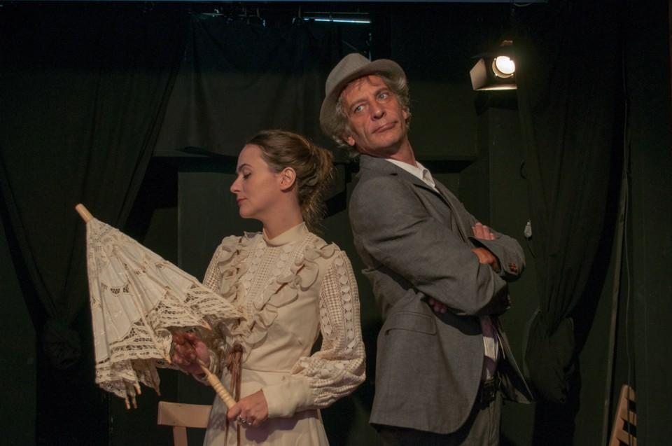 Teatro Le Sedie.Roma Al Teatro Le Sedie Arriva Margot Di Georges Courteline