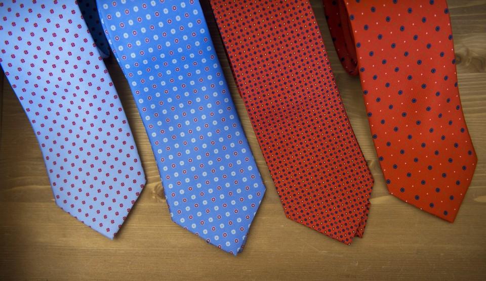 online in vendita disegni attraenti negozio ufficiale Le cravatte di Marinella nella capitale - Cronaca Diretta
