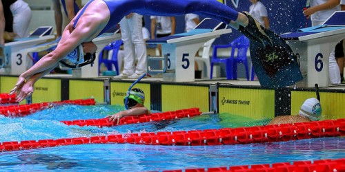 The World Games: Finswimming, medallas sin edad para Kanyo y Mikhaylushkina