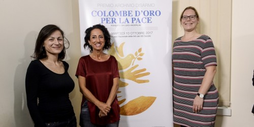 "Archivio Disarmo, ""Golden Doves"" peace prize in Rome"