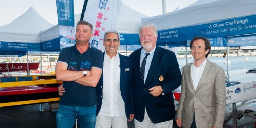 "Chiulli: ""UIM promotes sustainability in motorsport"""