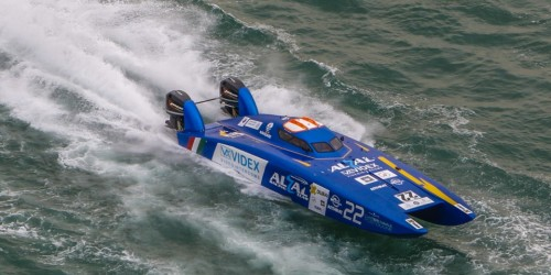 X-CAT is back to Stresa, the pearl of Maggiore Lake