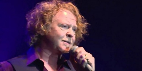 "Musica, Simply Red in ""Symphonica In Rosso"""