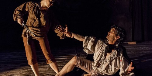 """Io, Caravaggio"" all'OFF/OFF Theatre"
