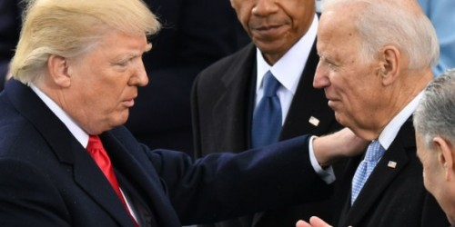 USA, Trump attacca Biden