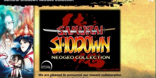 Samurai Shodown NeoGeo Collection per PC, PS4, Nintendo Switch e Xbox One