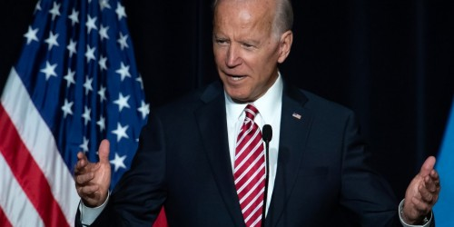 USA, endorsement per Biden da parte dei pompieri