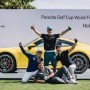 "Golf, Marco Leoni vince una Porsche 911 Carrera S con un ""hole in one"""