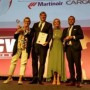 Air France KLM Martinair Cargo premiata come Cargo Airline dell'Anno