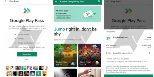 Google Play Pass in arrivo