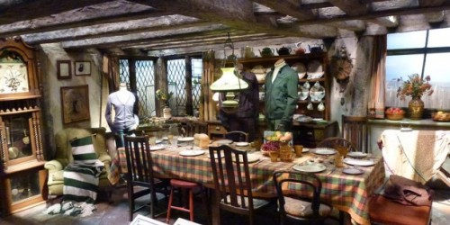 In affitto la casa di Harry Potter