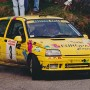 "La Renault Clio Williams Gr. A, la ""regina"" al 6° rally day di Pomarance"