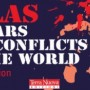 "ANVCG, domani la presentazione di ""Atlas of Wars and Conflicts in the World"""