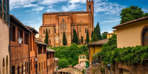 "Siena, ""I wonder if you can"" in mostra alla Fortezza medicea"