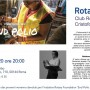 "Il Rotary Club Roma Cristoforo Colombo promuove ""End Polio Now"""