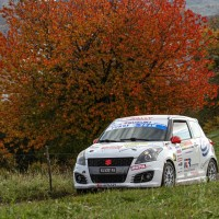 Suzuki Rally Cup: Rally Due Valli ad Andrea Scalzotto