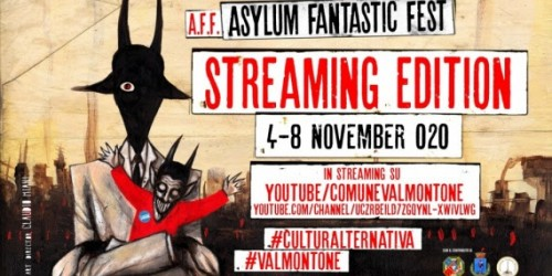 Asylum Fantastic Fest in Streaming dal 4 all'8 novembre