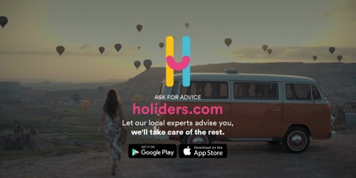 Holiders, l'app 100% made in Italy per la ripresa del turismo