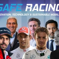 "Motorsport & sustainability: Nico Rosberg and Lucas Di Grassi at the ""SAFE Racing"""